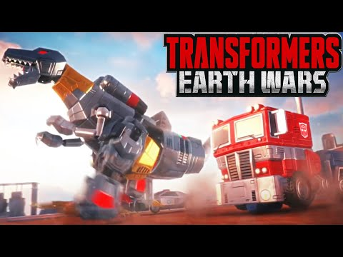 Transformer Earth Wars - Story Mode Campaign 3 Power Play!