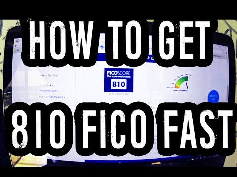 810 Fico Score Fast || How I Fixed My Credit Fast || Removed Charge Off Collections Negatives Gone!