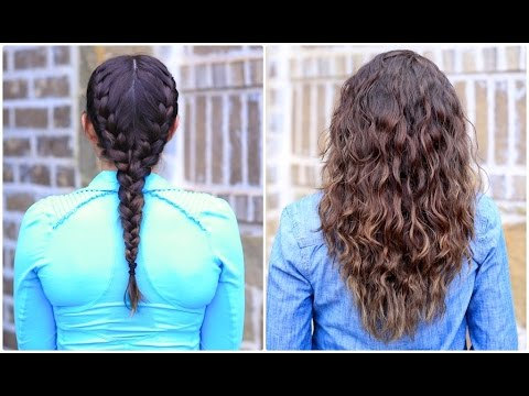 Boxer Braid No-Heat Curls | Cute Girls Hairstyles