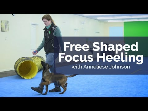 Free Shaped Heeling with Anneliese Johnson