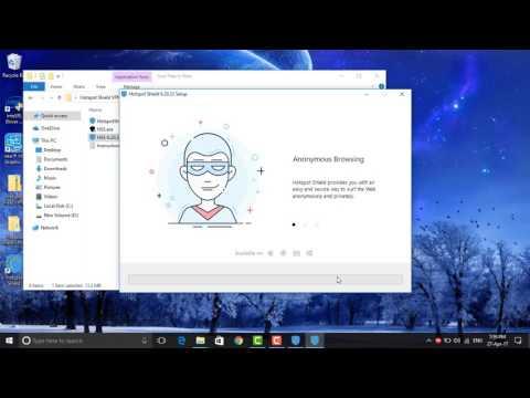 Hotspot Shield VPN Elite Unlimited   Latest Version 6.20.26 Fully Working   Easy install