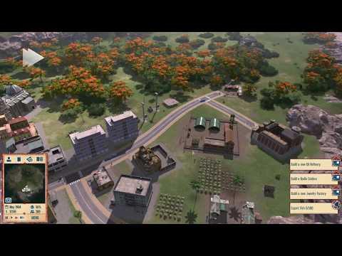 Tropico 4™ gameplay HD #2