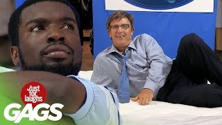 Funniest Awkward Pranks - Best Of Just For Laughs Gags
