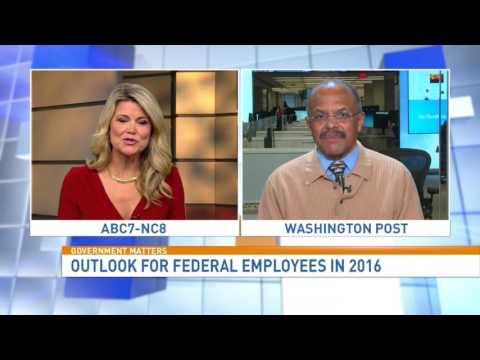 The outlook for federal employees in 2016