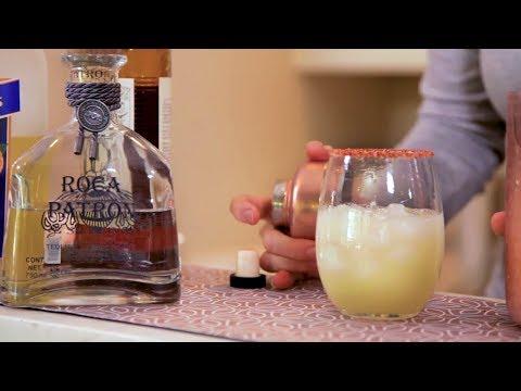 How To Make The Perfect Skinny Margarita