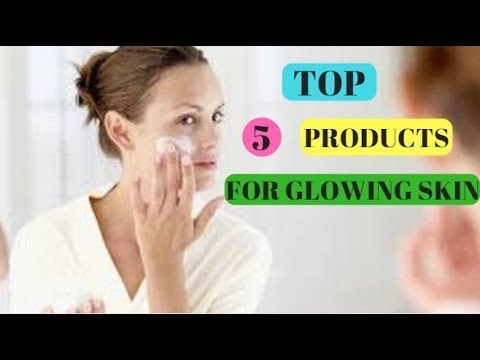 Top 5 Best Products for Glowing Skin | Best Fairness Creams | Tamil Beauty Tips