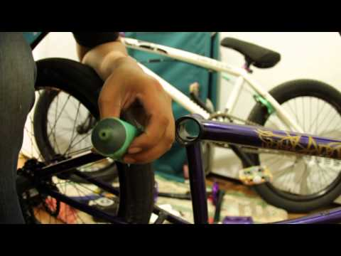BMX Bottom Bracket How To: Remove and Install