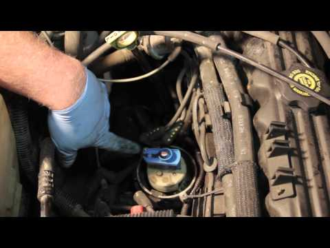 Jeep Cherokee Distributor Cap Replacement