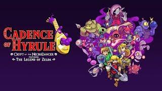 Cadence of Hyrule Gameplay! A Rhythmic Action-Adventure!
