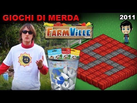 Giochi di Merda - Farmville