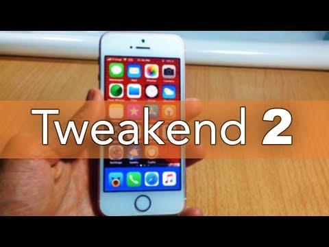 Tweakend 02 - The best new cydia tweaks of the week iOS 11 / 11.1.2