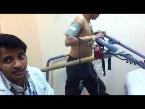TMT test in Hospital