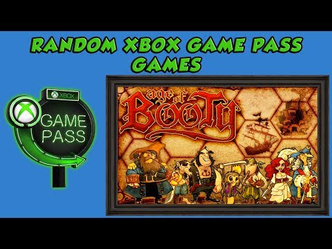 Age Of Booty - Lets Play A Random Xbox Game Pass Game