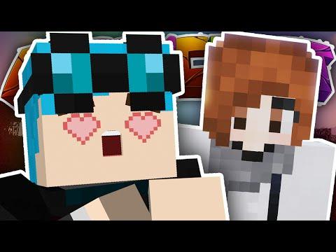 Minecraft   OUR FIRST GIRLFRIEND!!   Crazy Craft 3.0 #3