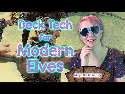 How to Play Modern Elves | Magic the Gathering Deck Tech Lessons | Tips for Beginners