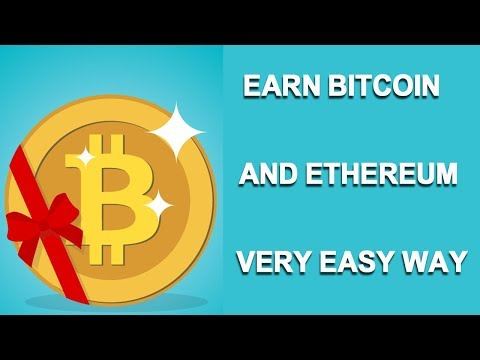 Earn Ethereum coin and Bitocin free without investment 2018