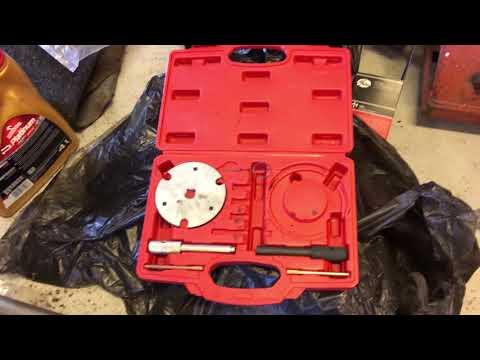 Mondeo TDCI high pressure pump replacing