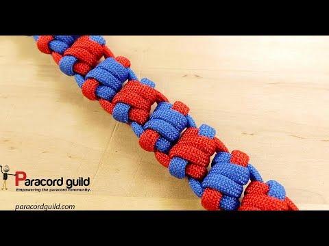 Ladder strap- paracord bracelet