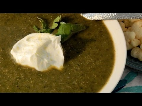 Easy Green Vegan Stew Recipe
