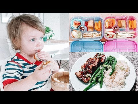 WHAT THE KIDS & I EAT IN A DAY!