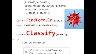 Machine Learning Made Easy with Mathematica 11 - Part 1