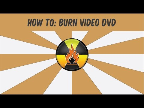 Mac How-To: Burn a Video DVD