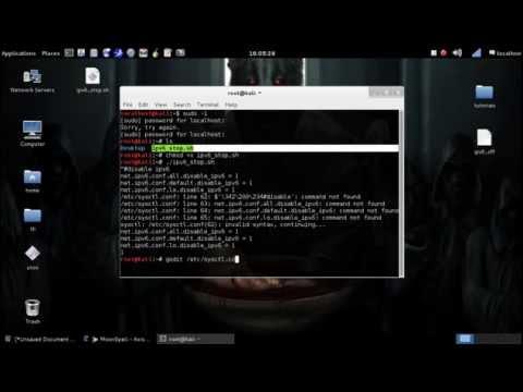 Corte IPv6 em Sistemas Linux (apt /dpkg)