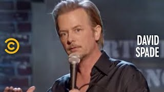 The Worst Thing About Performing for a President - David Spade