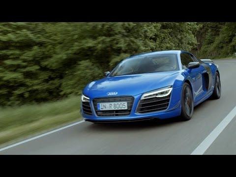 First Drive: 2015 Audi R8 LMX