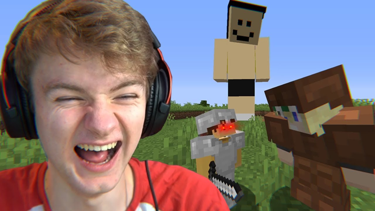 The New Funniest Minecraft Mod Ever