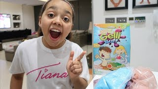 SUPER GROSS! Slime Baff Toy Challenge - Rainbow Noise Putty Goo Ooze Compilation Video