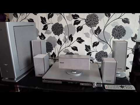 Panasonic sa ht500 surround sound system specifications For more videos subscribe please.