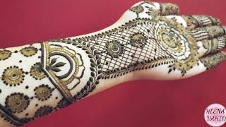 Ramazan Special Mehndi Design 5 2018 Heena Vahid Og1mt Videostube