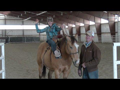 Saddle Bronc Riding 101- Spur Board Practice