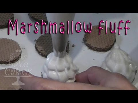 Homemade Marshmallow Fluff recipe