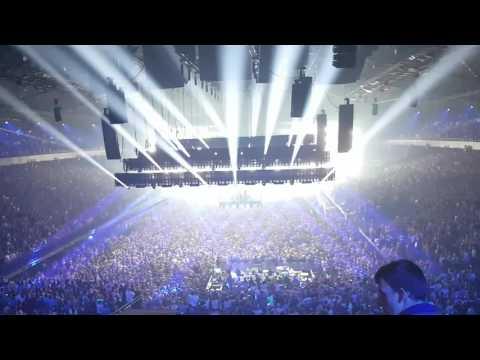 Dimitri Vegas & Like Mike 16/12/16 retro set! @Sportpaleis Antwerpen
