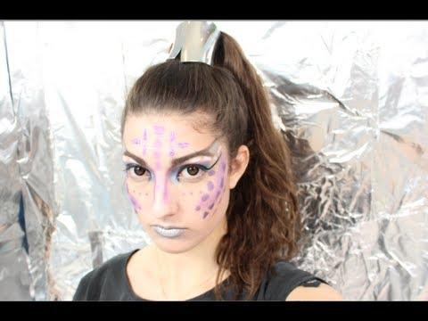 Alien Halloween Tutorial!