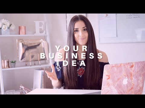 4 STEPS TO FIND A BUSINESS IDEA