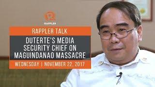 Rappler Talk: Duterte