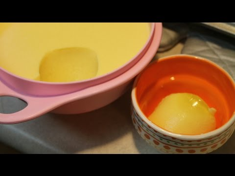 Grandma's Eggnog Jello