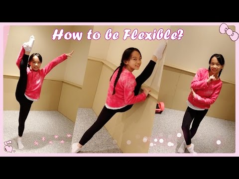 How to Become Flexible - Stretch flexibility exercises for beginners #6 | RG Selena