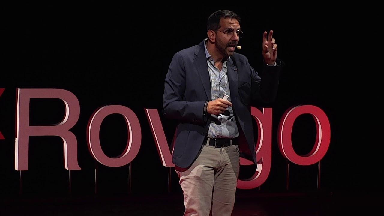 Cibo e Benessere: il viaggio verso l'equilibrio | LEONARDO MENDOLICCHIO | TEDxRovigo