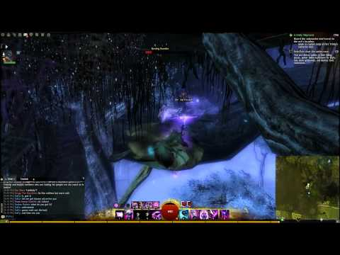GW2 Dark Reverie Caledon Forest jumping puzzle guide