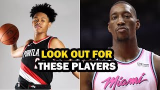 8 NBA Players Ready To Breakout in the 2020 Season