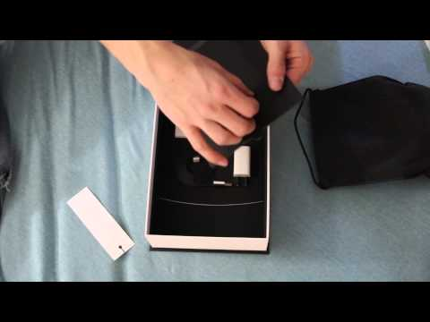 Unboxing of Google Glass 2.0 Explorer Edition