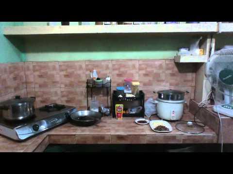 Preparation: Beef Chao Fan