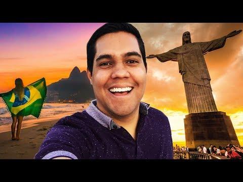 HackTrip en Rio 2/3 Conocemos la Playa de Ipanema y El Cristo Redentor del Corcovado