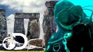 Under Water Stonehenge Found in Lake Michigan | Secrets of the Underground