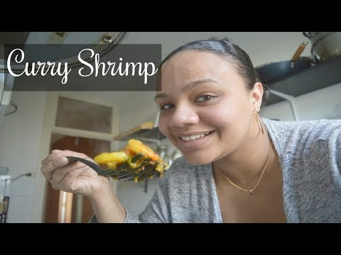 How To Make Curry Shrimp & Potatoes | CWF