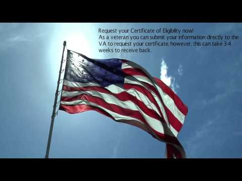 VA Loans Help near Los Angeles, California - Get Your Certificate of Eligibility